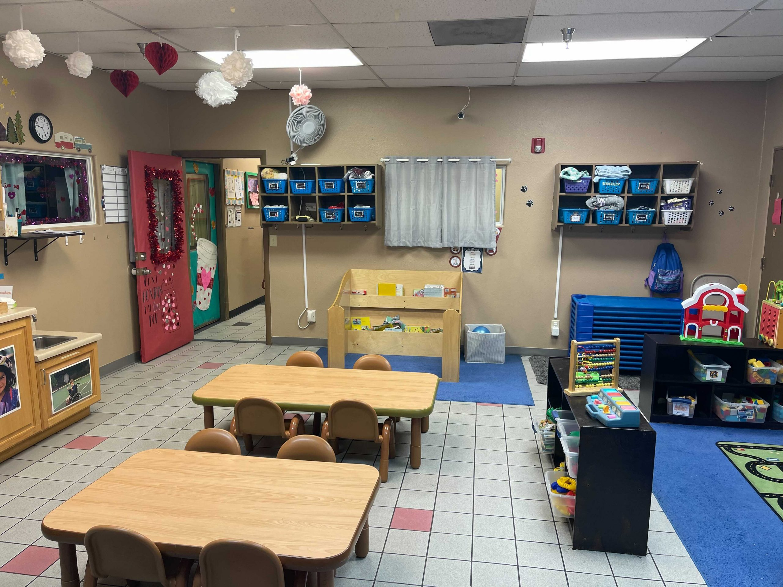 Classroom 3 at Discovery Playhouse St. George Campus